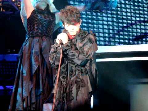 林宥嘉, 新加坡迷宮演唱會 [對不起謝謝 躺在你的衣櫃& 我要我們在一起]