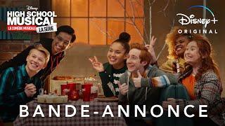 High school musical : la comédie musicale : la série saison 2 :  bande-annonce VOST