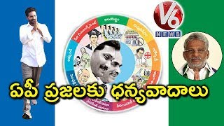 YV Subba Reddy Speaks About YSRCP Victory..