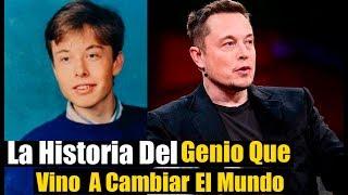 La Impactante Historia De Elon Musk Y Todo Lo Que Tuvo Que Hacer Para Tener Éxito En La Vida