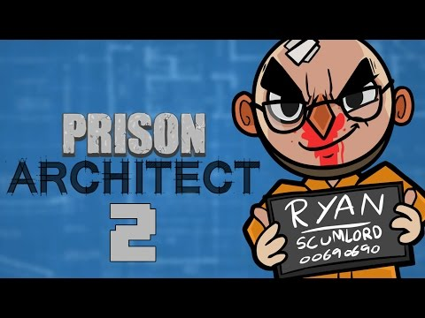 Prison Architect (Alpha 25) - Northernlion Plays - Episode 2 [Modular]
