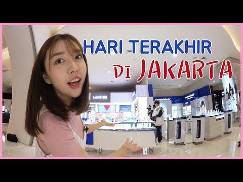 VLOG JAKARTA PART 3 | Laneige Beauty Road & Unboxing