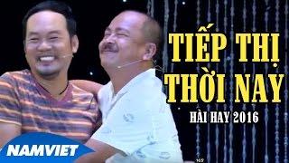 Hài 2016 Tiếp Thị Thời Nay - Hoàng Sơn, Long Đẹp Trai, Lê Nam | Liveshow Hài Hay 12 Năm Nụ Cười Mới