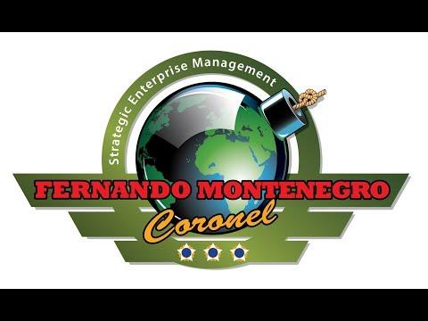 Coronel Fernando Montenegro-Trecho palestra motivacional