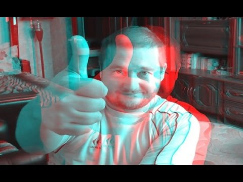 My photo 3D anaglyph (test camera Sony SLT-A58)