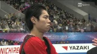 ISU NHK Trophy 2012 -3/11- MEN SP - Daisuke MURAKAMI - 23/11/2012
