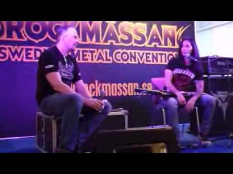 GUS G (OZZY, FIREWIND) & ANDERS JOHANSSON (HAMMERFALL, ex-RISING FORCE)
