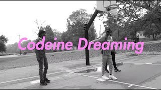 Kodak Black - Codeine Dreaming Ft. Lil Wayne [Official NRG Video]