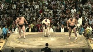 大相撲 平成24年秋場所 日馬富士 全勝優勝 (十五番詰合せ)