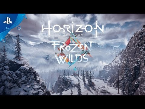 Horizon Zero Dawn: The Frozen Wilds Video Screenshot 3