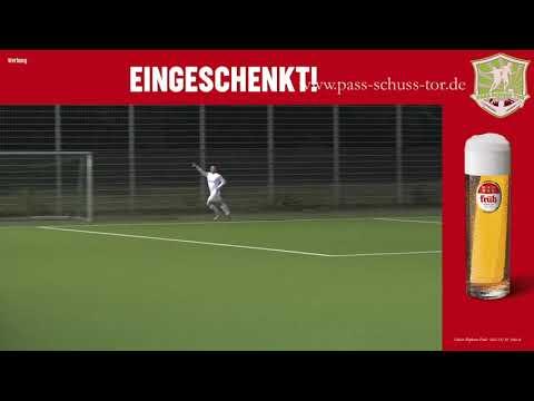SV Weiden vs FC Rheinsüd Köln   Pass Schuss Tor