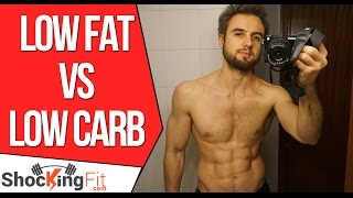 Low Fat vs Low Carb Diet: Which Is Better for You?