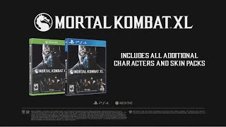 Mortal Kombat XL hits Steam