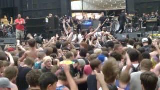 Beartooth - Body Bag (Vans Warped Tour 2017, ATL)