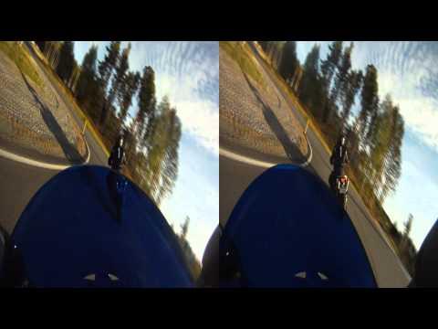 ATT Arlanda Test Track 2011-09-24 steg 1 svart 3D