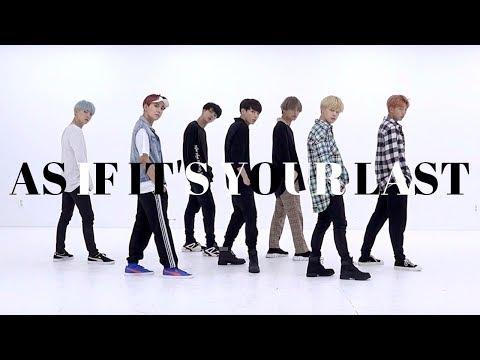 BTS X BLACKPINK - DNA x As If It's Your Last [KPOP MAGIC DANCE]