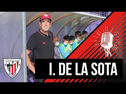 🎙️ Imanol de la Sota I post Valladolid Promesas 3-1 Bilbao Athletic l Primera RFEF 2021-22 – 8. J