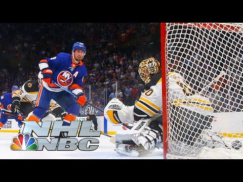 NHL Stanley Cup 2021 Second Round: Bruins vs. Islanders | Game 6 EXTENDED HIGHLIGHTS | NBC Sports