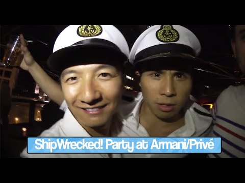 ShipWrecked! - Halloween Party at Armani/Privé