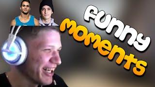 "FUNNY & BEST MOMENTS S1MPLE ""CS GOD"" [#1] - CS:GO"