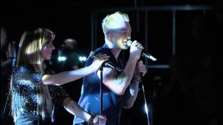 Christina Grimmie and Adam Levine   Somebody That I Used to Know  The Voice Highlight