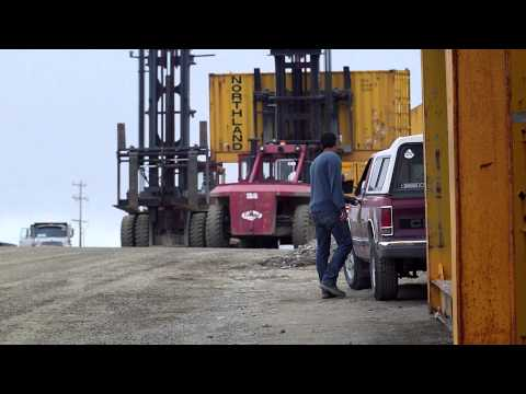 "BBNC Television Commercial 2015 - ""Dock Worker"""