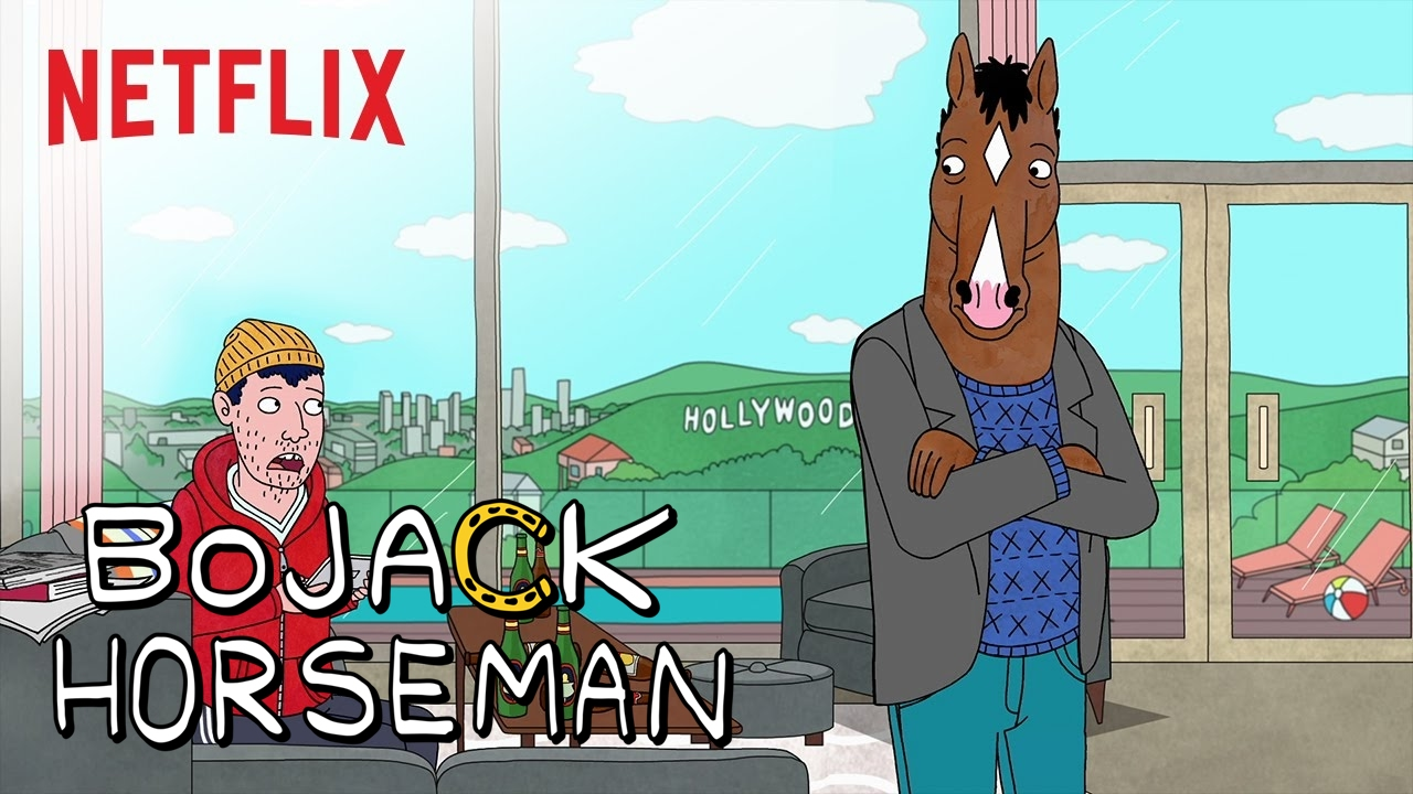 Trailer de BoJack Horseman