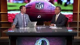 WATCH LIVE: Redskins First-Round Pick Dwayne Haskins Calls In Live To Redskins Park