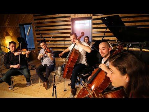Bohemian Rhapsody - String + Piano Cover - Brooklyn Duo ft. Dover Quartet
