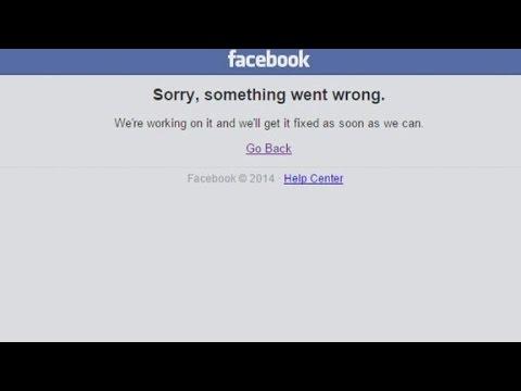 Facebook, Instagram down, Twitter explodes