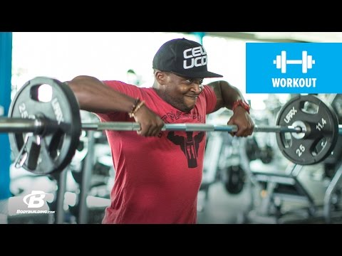 Lucky 7 Workout | Kevin Curry