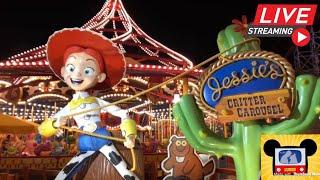 Disneyland IRL LATE SUNDAY NIGHT - DisneyiRLTV 7/21/19 Live Stream VOD