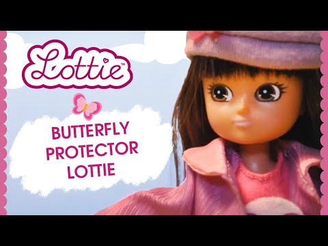 Butterfly Protector Lottie Doll