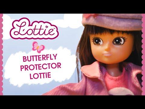 Butterfly Protector Lottie Doll