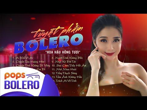 Tuyệt phẩm Bolero - Hoa hậu Hồng Tươi