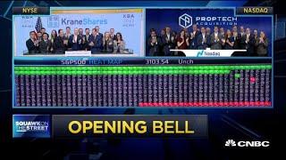 Opening Bell, November 22, 2019