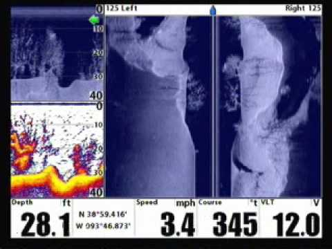 Humminbird Down Imaging Side Imaging And More Youtube