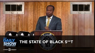 The State of Black S**t: The Daily Show