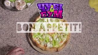 Як готують піцу Цезар в Чубі бум