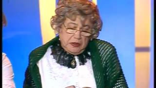 "Е Петросян, Е Степаненко, И Христенко - сцена  ""Женское счастье"" (2010)"