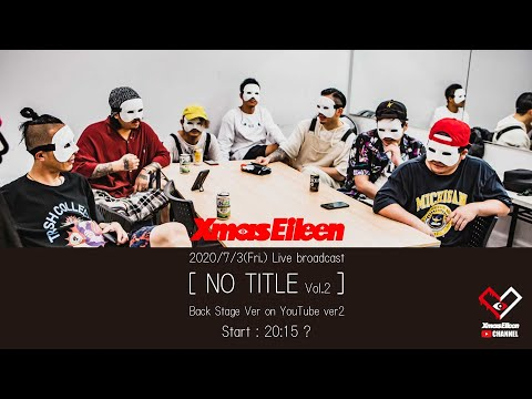 NO TITLE Vol.2 Backstage ver2