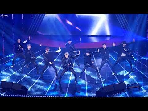 161116 엑소 (EXO) - Lotto [전체] 직캠 Fancam (Asia Artist Awards ) by Mera