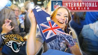 I Went To An American Football Game (NFL) in the UK