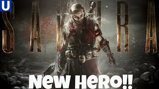 [For Honor] New Samurai Hero Teaser Trailer!! (Saurka)