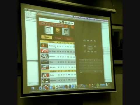 Chicago Blackhawks Official Android App Demo @ Syncubator