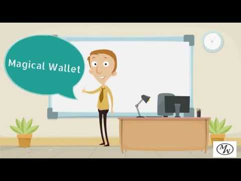 Leather Magical Wallet | magicalwallet.com