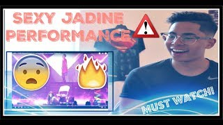 VIRAL PERFORMANCE! Nadine Lustre and James Reid SEXY Performance Reaction!