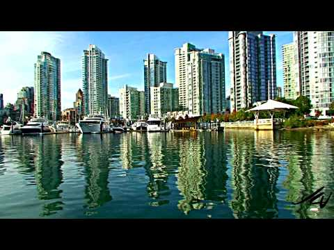 Vancouver British Columbia ~ life with a view!