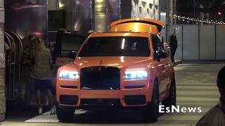 [Check Out] Odell Beckham Jr Sick Rolls Royce Truck EsNews Boxing