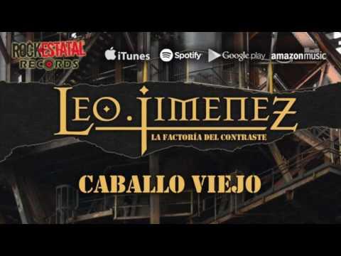 karaoke Caballo Viejo Leo Jimenez